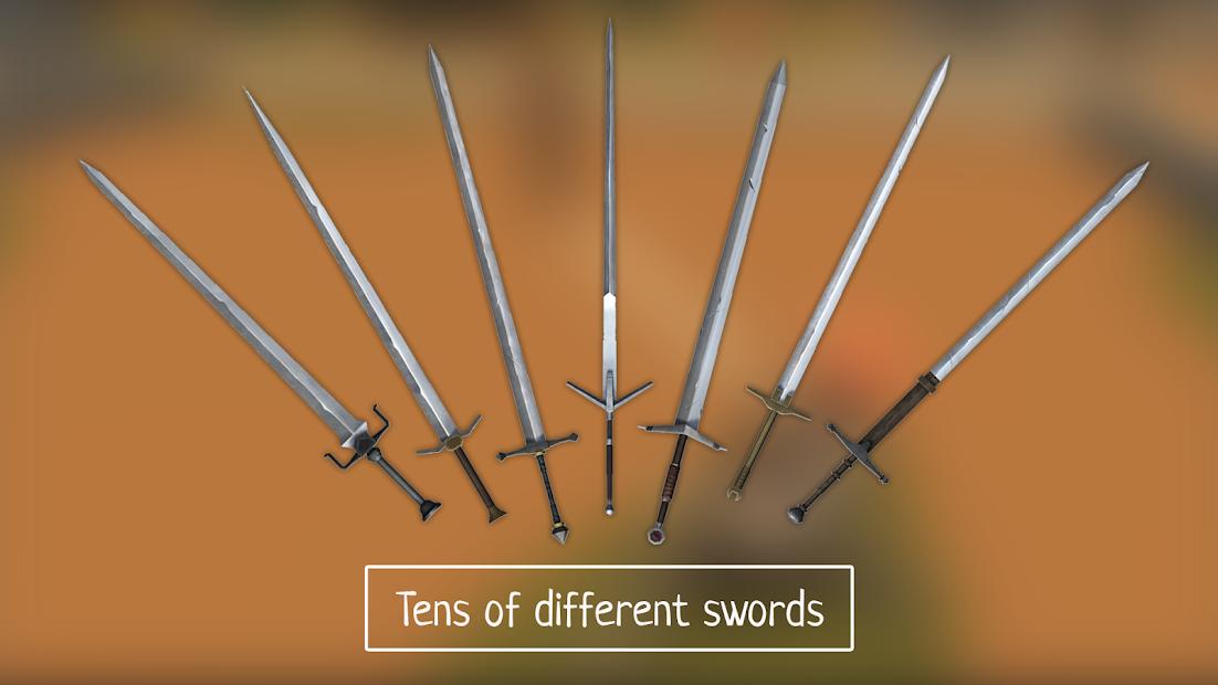 Screenshots Slash Of Sword - Game nhập vai hành động cốt truyện mở