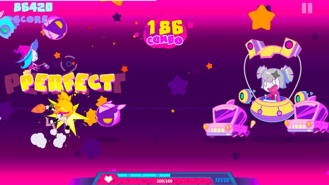 Screenshots Muse Dash - Game đi cảnh với phong cách đồ họa Anime