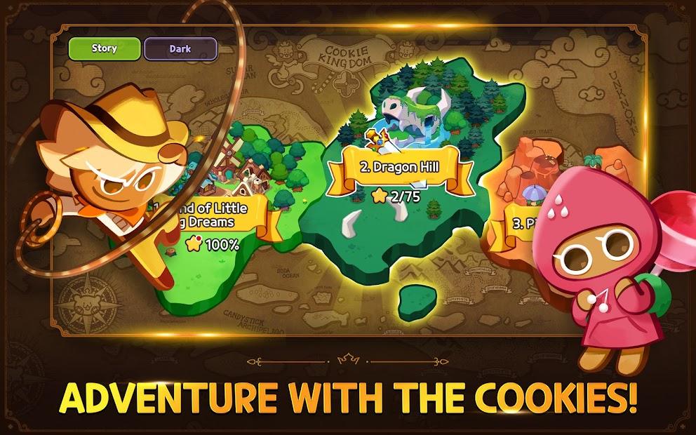 Screenshots Cookie Run: Kingdom - Kingdom Builder & Battle RPG