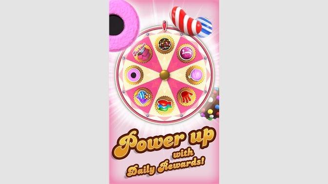 Screenshots Candy Crush Saga - Xếp kẹo ngọt vui nhộn