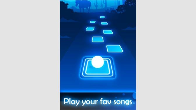 Screenshots Tiles Hop - EDM Rush - Thử thách âm nhạc cực hay