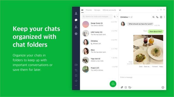 Screenshots Line - Gọi, nhắn tin miễn phí