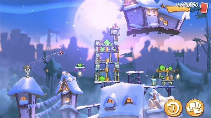Screenshots Angry Birds 2 - Biệt đội chim giận dữ 2