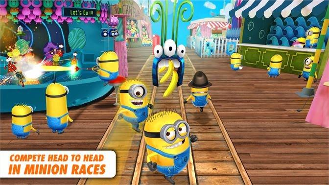 Screenshots Minion Rush: Despicable Me! - Chạy đua cùng Minion vui nhộn