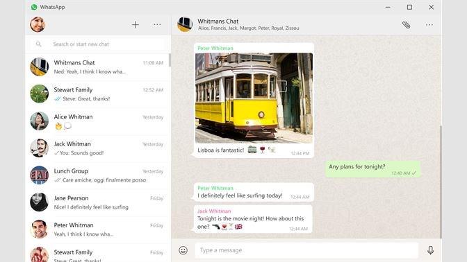 Screenshots WhatsApp Messenger- nhắn tin miễn phí
