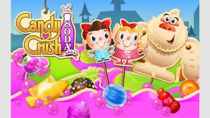 Screenshots Candy Crush Soda Saga - Trò chơi kẹo ngọt