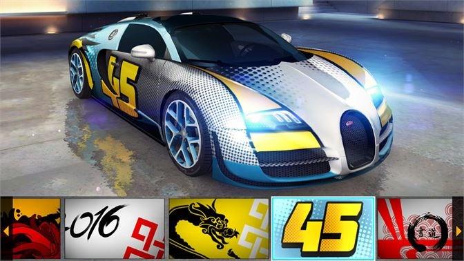 Screenshots Asphalt 8: Airborne - Game đua xe miễn phí cực hay