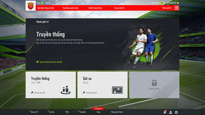 Screenshots EA Sports FIFA Online 4 - Tựa game bóng đá đỉnh cao