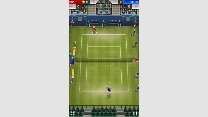 Screenshots Tennis Clash : Game of Champions - Game quần vợt kịch tính, hấp dẫn trên mobile