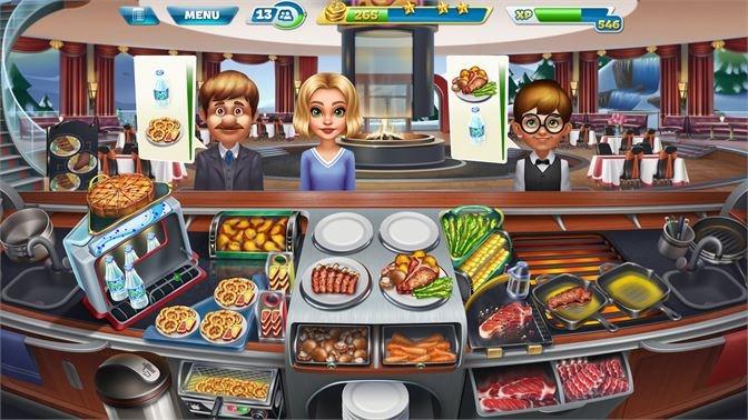 Screenshots Cooking Fever - Game quản lí nhà hàng cực hay