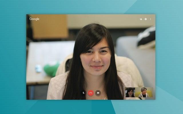 Screenshots Google Hangouts