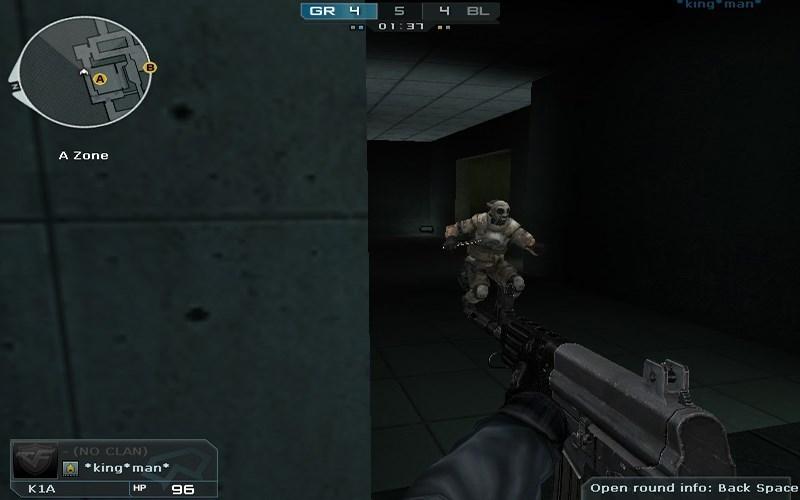 Screenshots Crossfire - Đột kích trong tầm ngắm