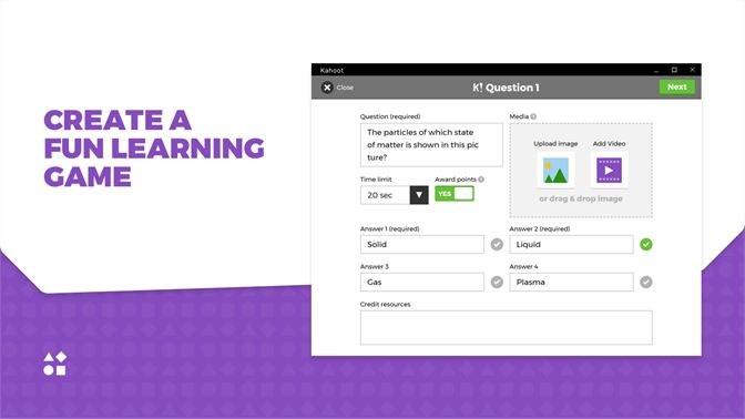 Screenshots Kahoot! – Phần mềm trắc nghiệm online miễn phí
