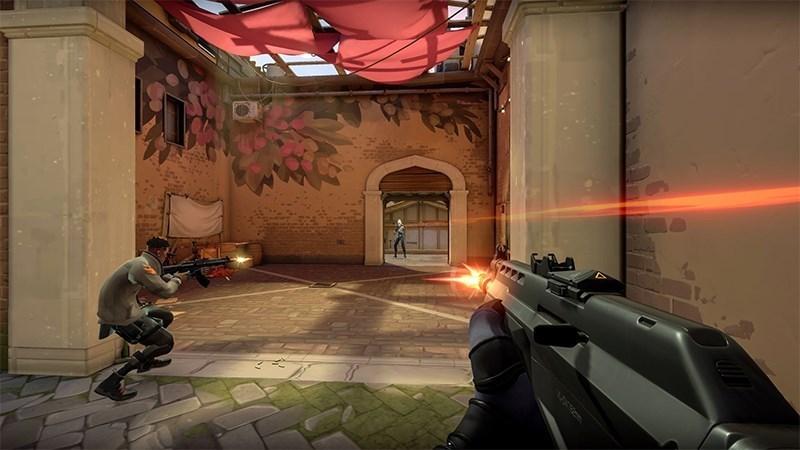 Screenshots Valorant - Game bắn súng chiến thuật đầu tiên của Riot Games