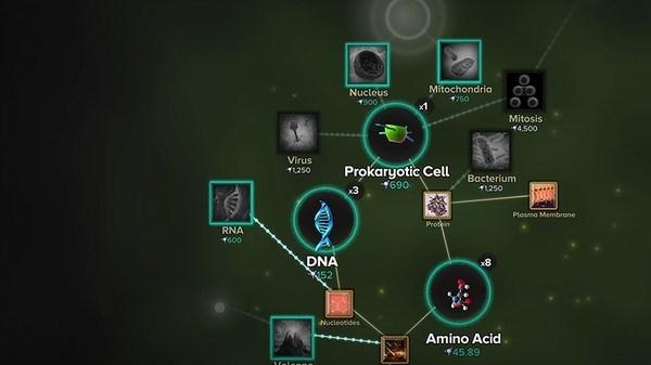 Screenshots Cell to Singularity - Tiến hóa vô tận | Game mô phỏng