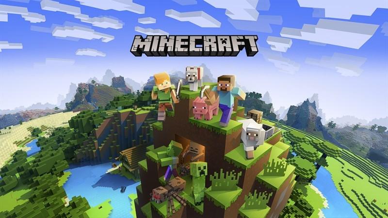 Screenshots Tải Minecraft - Thế giới lập phương | Game sinh tồn sáng tạo hấp dẫn