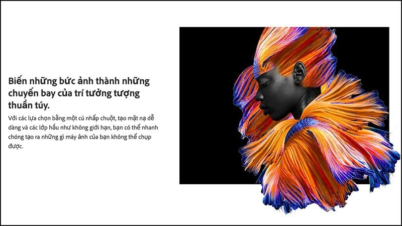 Screenshots Adobe Photoshop CC - phần mềm thiết kế đồ họa, chỉnh sửa ảnh