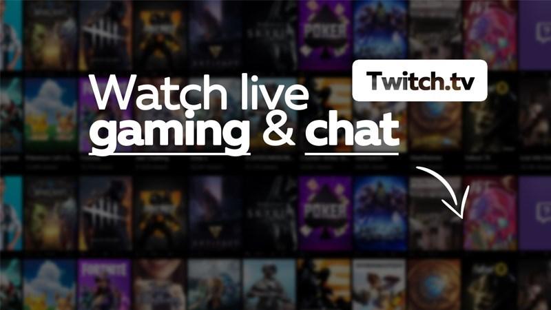 Screenshots Twitch: Ứng dụng live stream game, mạng xã hội phát trực tiếp màn hình