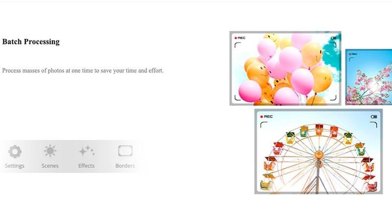 Screenshots Fotor Photo Editor - Phần mềm chỉnh sửa ảnh chuyên nghiệp, miễn phí