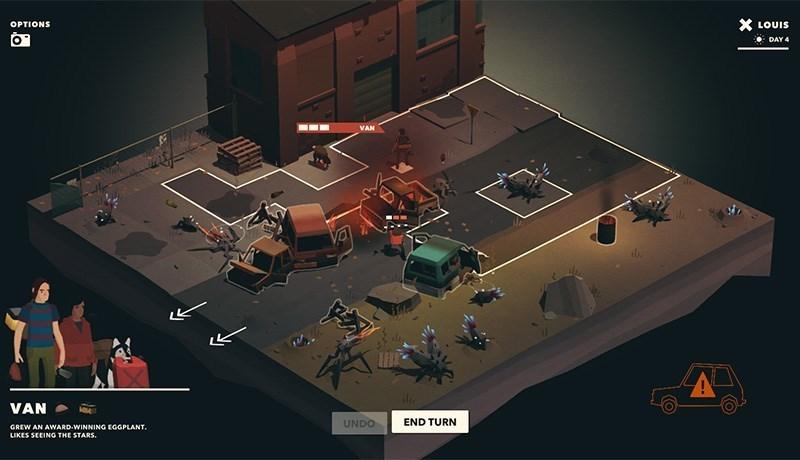 Screenshots Game Overland - Vùng đất bị lãng quên   Game sinh tồn