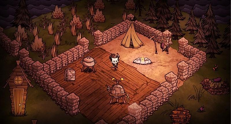 Screenshots Don't Starve - Thế giới bóng đêm | Game sinh tồn