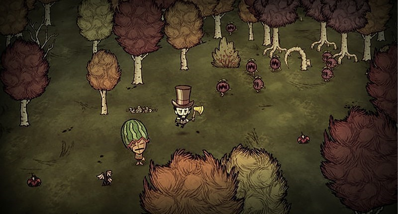 Screenshots Don't Starve Together - Game sinh tồn thế giới mở