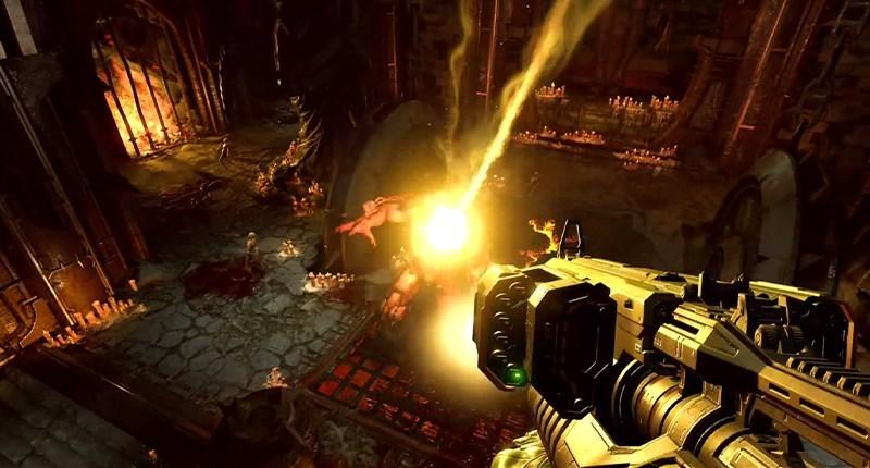 Screenshots Doom Eternal - Ác mộng vô tận | Game hành động