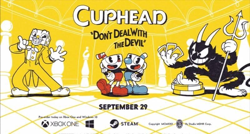 Screenshots Cuphead - Giao kèo với Quỷ | Game đi cảnh siêu khó