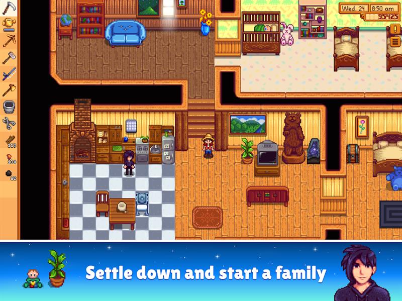 Screenshots Tải game Stardew Valley - Thung lũng ước mơ | Game nông trại