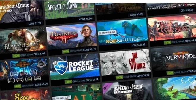 Screenshots Tải Steam - Cửa hàng số trực tuyến | Hệ thống chơi game online miễn phí
