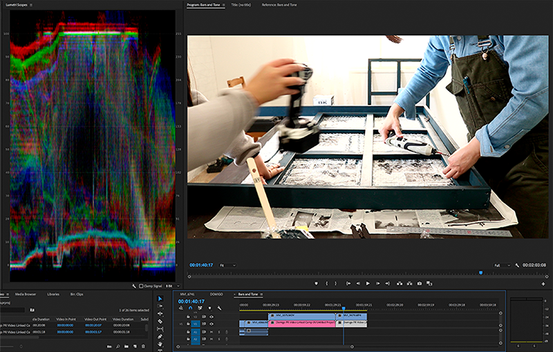 Screenshots Adobe Premiere Pro - Phần mềm chỉnh sửa Video chuyên nghiệp
