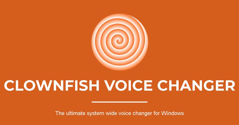 Screenshots Tải Clownfish Voice: Phần mềm thay đổi giọng nói trực tiếp cho Windows