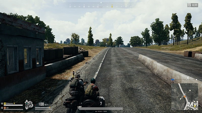 Screenshots PlayerUnknown's Battlegrounds (PUBG PC) - Sinh tồn để chiến thắng