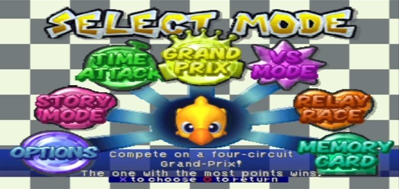 Screenshots Tải Chocobo Racing - Đua xe gà vui nhộn | Link tải cho PC, máy tính