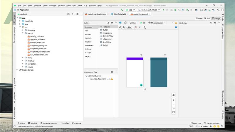 Screenshots Tải Android Studio: Công cụ lập trình phát triển ứng dụng Android