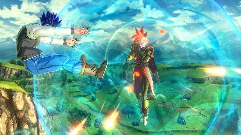 Screenshots Dragon Ball Xenoverse 2 - Game nhập vai 7 Viên Ngọc Rồng