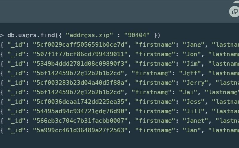 Screenshots Tải MongoDB: Cơ sở dữ liệu mã nguồn mở NoSQL, đa nền tảng