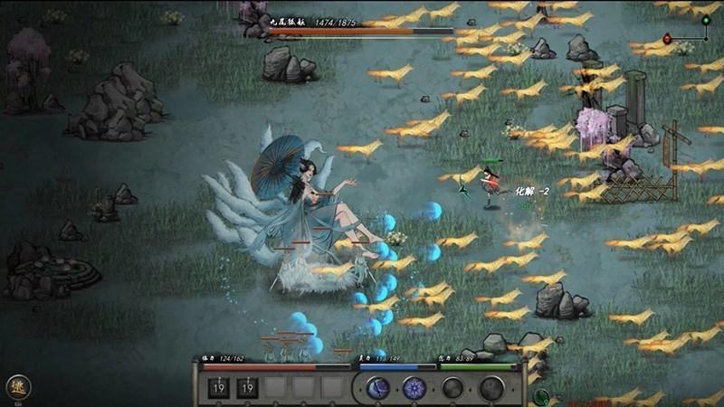 Screenshots Tales of Immortal - Quỷ Cốc Bát Hoang: 鬼谷八荒 Tu Tiên