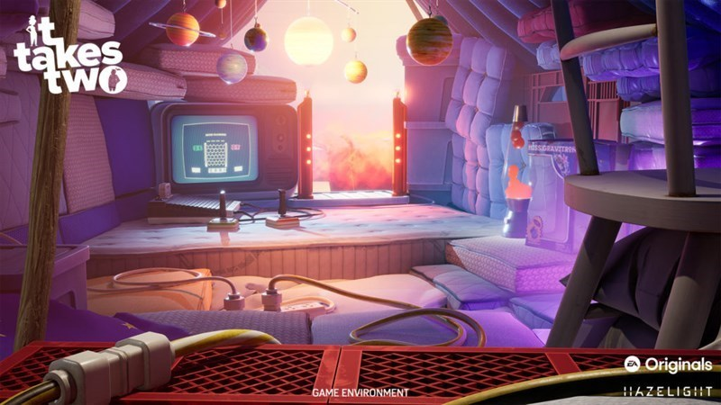 Screenshots It Takes Two - Game co-op bom tấn 2021