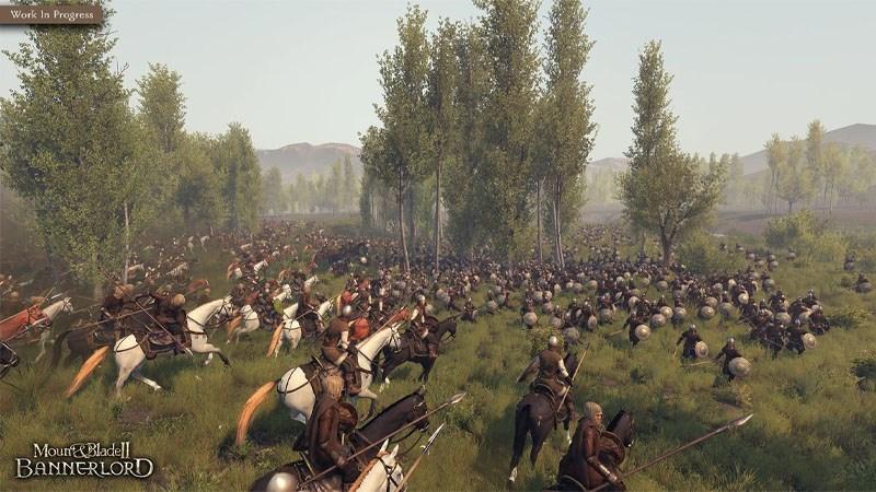 Screenshots Mount & Blade II: Bannerlord -  Game hành động nhập vai thời Trung cổ