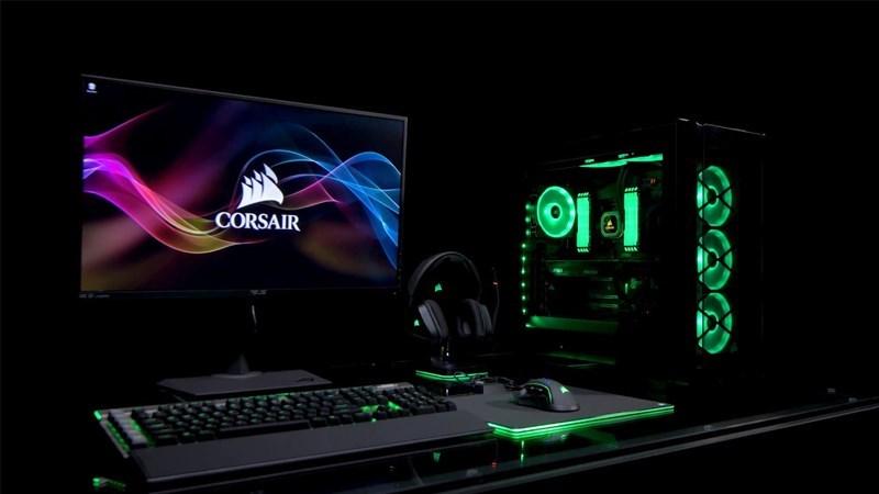 Screenshots iCUE: Ứng dụng kết nối và đồng bộ thiết bị Corsair