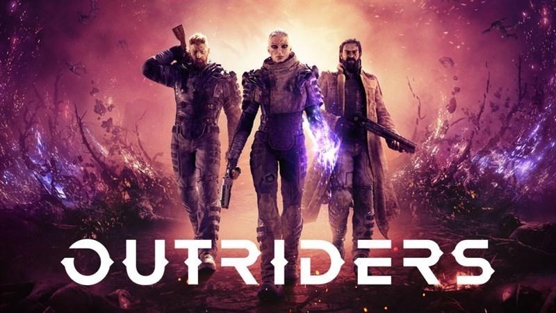 Screenshots OUTRIDERS - Game bắn súng nhập vai khoa học viễn tưởng