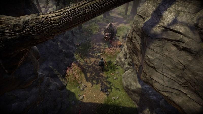 Screenshots V Rising - Game nhập vai thế giới mở ma cà rồng