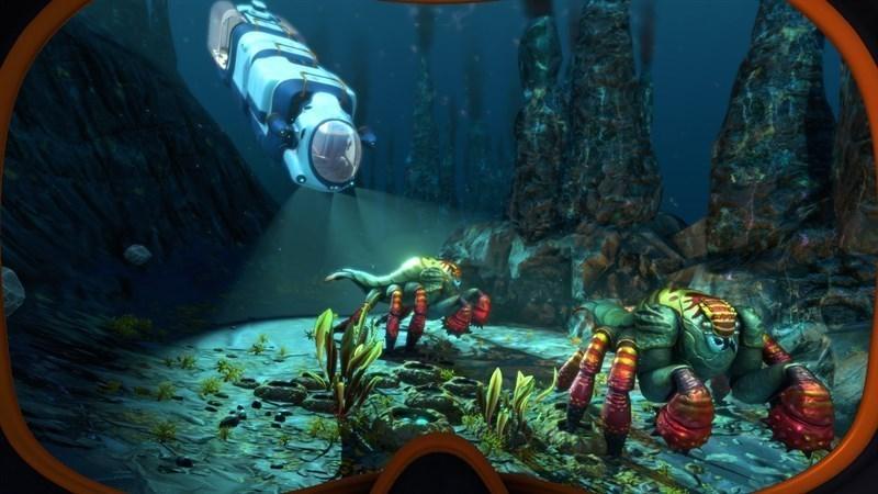 Screenshots Subnautica: Below Zero - Game sinh tồn dưới đáy đại dương