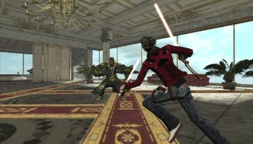 Screenshots No More Heroes 2: Desperate Struggle - Sự trở lại của Travis Touchdown