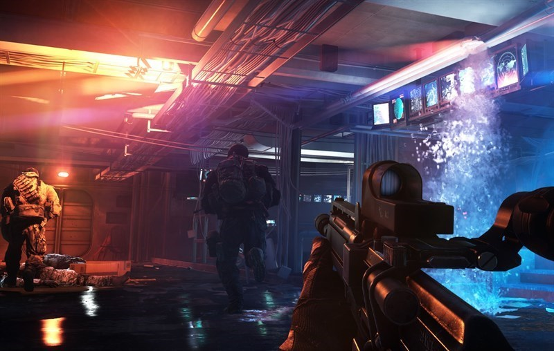 Screenshots Battlefield 6: Battlefield 2042 - Game chiến tranh thế giới trong tương lai