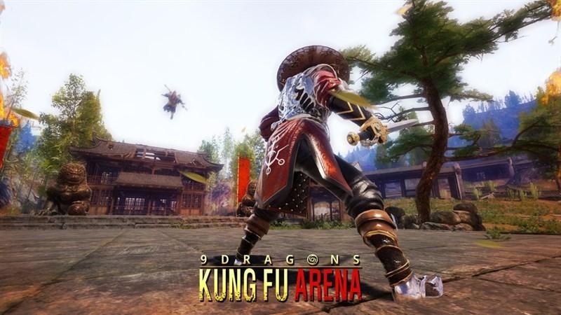 Screenshots Tải Cửu Long Tranh Bá - Huyền thoại Kiếm Hiệp trở lại