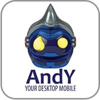 Andy - Giả lập Android trên PC