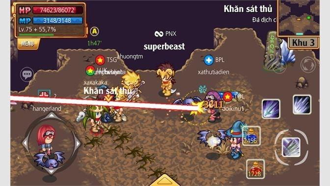 Screenshots Tải Knight Age – Thời Đại Hiệp Sĩ