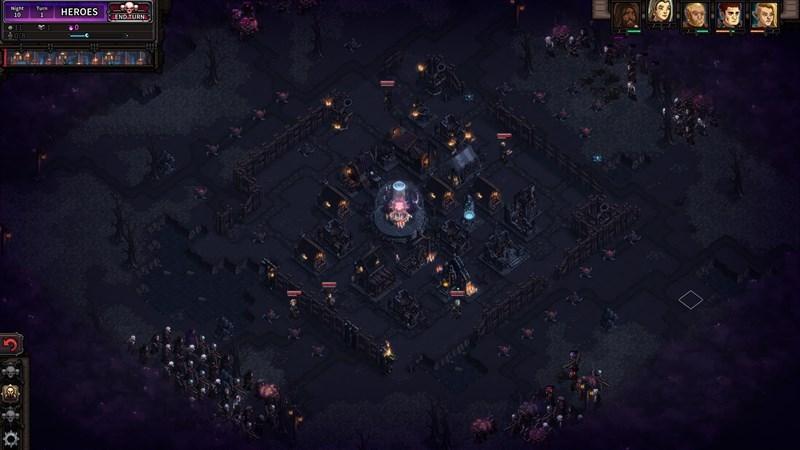 Screenshots The Last Spell - Game RPG phòng thủ bảo vệ nhân loại